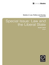 Special Issue (eBook): Law and the Liberal State